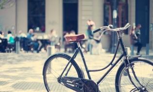 Primăria Capitalei a început reparațiile pe traseul viitoarei piste pentru bicicliști Piața Victoriei - Șoseaua Pipera