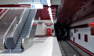 Metrorex a pus în funcţiune primul terminal multimodal din Bucureşti, după o investiţie de peste 360 de milioane de lei