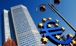 BCE: Încetinirea creşterii zonei euro este o revenire la normalitate