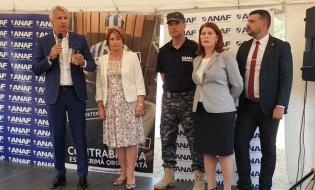 """O nouă campanie anticontrabandă – """"Contrabanda e crimă organizată!"""""""
