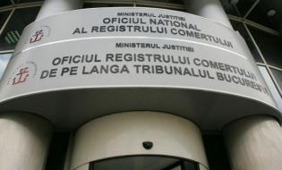 ONRC: 387 firme cu capital străin înfiinţate în ianuarie 2020