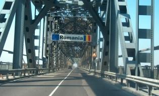 CNAIR: Duminică, 20 iunie, autoturismele care trec podul peste Dunăre, în sensul Giurgiu – Ruse, nu achită tariful de trecere