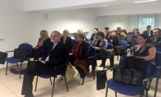 Filiala CECCAR Vâlcea: întâlnire de lucru cu participarea Inspectoratului Teritorial de Muncă