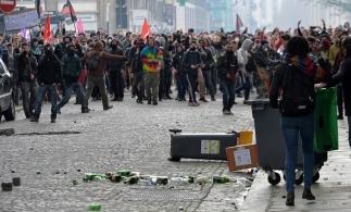 Reforma muncii în Franța, puternic contestată