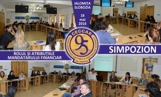 Filiala CECCAR Ialomița: în dezbatere, rolul și atribuțiile mandatarului financiar