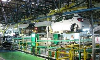 Cifra de afaceri din industrie s-a majorat în ultimele 12 luni cu 9,3%
