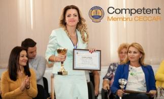 Competent Accounting, din Oradea – Premiul special al anului 2015 în Topul local al celor mai bune societăți membre CECCAR, filiala Bihor