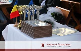 Herlan & Associates – Premiul special al anului 2015 în Topul local al celor mai bune societăți membre CECCAR, filiala Sibiu