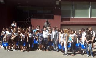 Filiala CECCAR București: Vizită de studiu a unor elevi pe profil economic