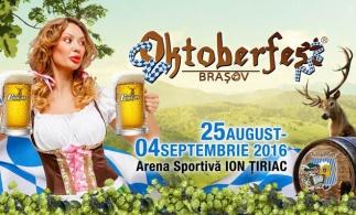 A opta ediție a festivalului Oktoberfest