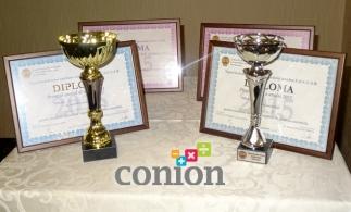 Conion, din Șimleu-Silvaniei – Premiul special al anului 2015 în Topul local al celor mai bune societăți membre CECCAR, filiala Sălaj