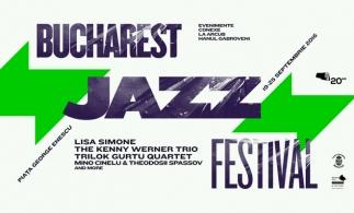 Concerte jazz, la București