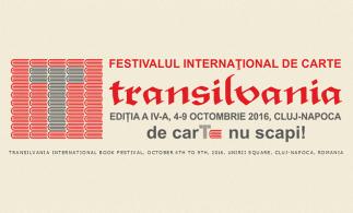 Festivalul Internațional de Carte Transilvania, la a IV-a ediție