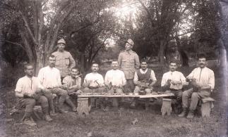 Fotografii și obiecte din Primul Război Mondial, la Muzeul Național de Istorie