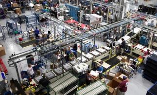 Producția industrială a scăzut cu 3,4% în iulie 2016 față de iulie 2015