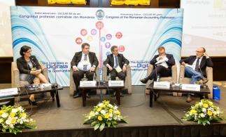 Sesiunea III: Contabilitatea în sectorul public – tendințe în era digitală