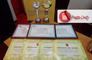 Presta Conty – Premiul special al anului 2015 în Topul local al celor mai bune societăți membre CECCAR, filiala Botoșani