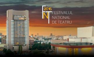 Festivalul Național de Teatru, ediția 2016