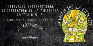 Dezbateri, lecturi publice și întâlniri cu scriitorii momentului, la Timișoara