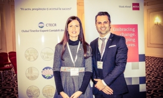 Eveniment comun ACCA – Clubul Tinerilor Experți Contabili din România: Soft skills for the finance professional