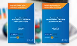 Normele Internaționale de Contabilitate pentru Sectorul Public, ediția 2016, traduse și republicate de CECCAR