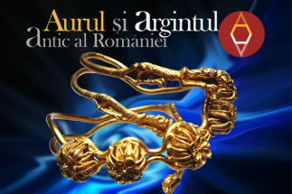 """Cloșca cu puii de aur, brățările dacice și alte obiecte de tezaur, expuse la Muzeul """"Vasile Pârvan"""" din Bârlad"""