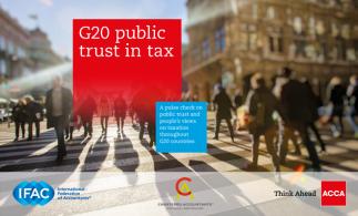 Investigație privind încrederea publicului în sistemul fiscal, publicată recent de ACCA