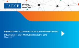 Strategia pentru 2017-2021 a Consiliului pentru Standarde Internaționale de Educație Contabilă