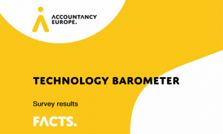 Studiu Accountancy Europe: Barometru tehnologic