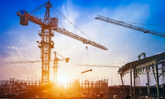 Eurostat: România a înregistrat în iunie cea mai mare scădere anuală din UE a activităților de construcții