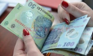 Câștigul salarial mediu nominal net, 2.464 lei în noiembrie 2017