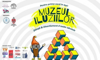 Primul Muzeu al Iluziilor din România