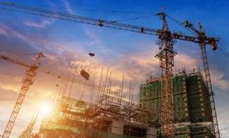 Volumul lucrărilor de construcţii a scăzut anul trecut cu 4,1%