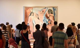 Piaţa mondială de artă, creştere de 4% în 2018