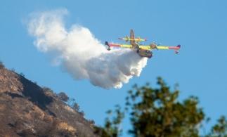 UE creează flota inițială de aeronave de combatere a incendiilor pentru următorul sezon de incendii forestiere