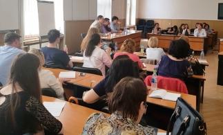 CECCAR Iași: Prevederile legale referitoare la angajarea cetăţenilor străini şi regimul juridic aplicabil acestora pe teritoriul României, întâlnire de lucru a membrilor filialei cu reprezentanți ai ITM și Serviciului pentru imigrări