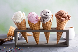 Studiu: România se află în top 10 producători de înghețată din UE