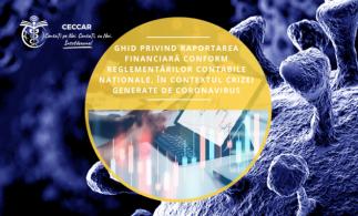 Ghid privind raportarea financiară conform reglementărilor contabile naționale, în contextul crizei generate de coronavirus