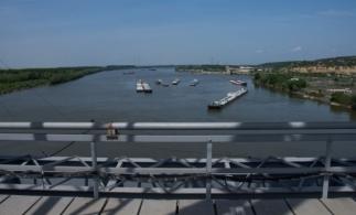 36 de ani de exploatare a Canalului Dunăre – Marea Neagră