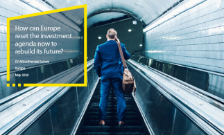 Studiu: Companiile rămân optimiste în privința planurilor de investiții străine directe, în pofida îngrijorărilor legate de COVID-19