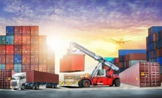 Deficitul comercial a crescut cu 935,7 milioane euro în primele șase luni