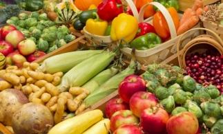 Deficitul României în comerţul cu produse agroalimentare, în scădere cu peste 13% în primele cinci luni