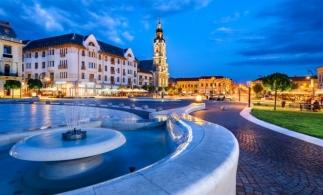 Primăria Oradea intenţionează ca orașul să primească statutul de stațiune balneară