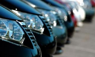 Înmatriculările de mașini noi au scăzut în România, la zece luni, cu 27,9%