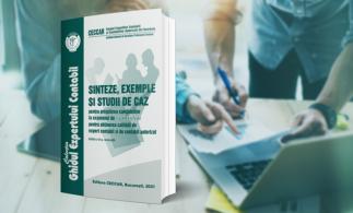 O nouă ediție a lucrării Sinteze, exemple și studii de caz pentru pregătirea candidaților la examenul de aptitudini pentru obținerea calității de expert contabil și de contabil autorizat, disponibilă la filialele CECCAR din întreaga țară