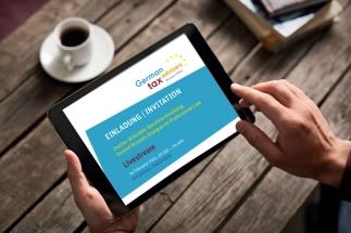 Conferință online Al doilea dialog de la Bruxelles privind dreptul profesional