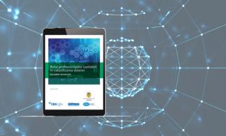 Documentul IFAC referitor la rolul profesioniștilor contabili în valorificarea datelor, disponibil în limba română