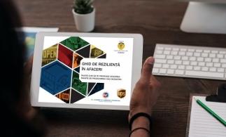 Ghid de reziliență în afaceri. Documentul elaborat de Fundația Camerei de Comerț a SUA, disponibil în limba română