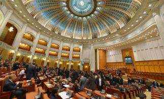 Legea stării de alertă a fost votată de Parlament