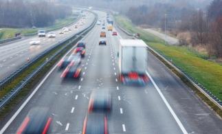 CNAIR: Mâine se închide traficul pentru 24 de ore pe un segment al A1